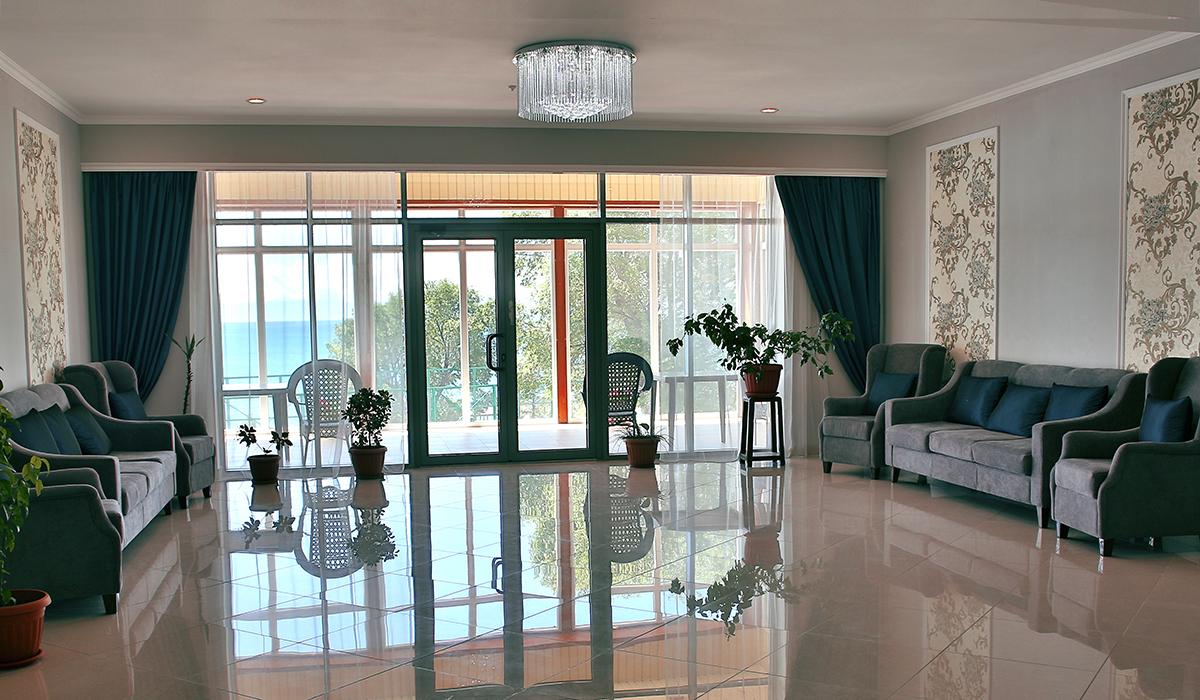 резервирование номеров в отеле AZURE Sport Resort